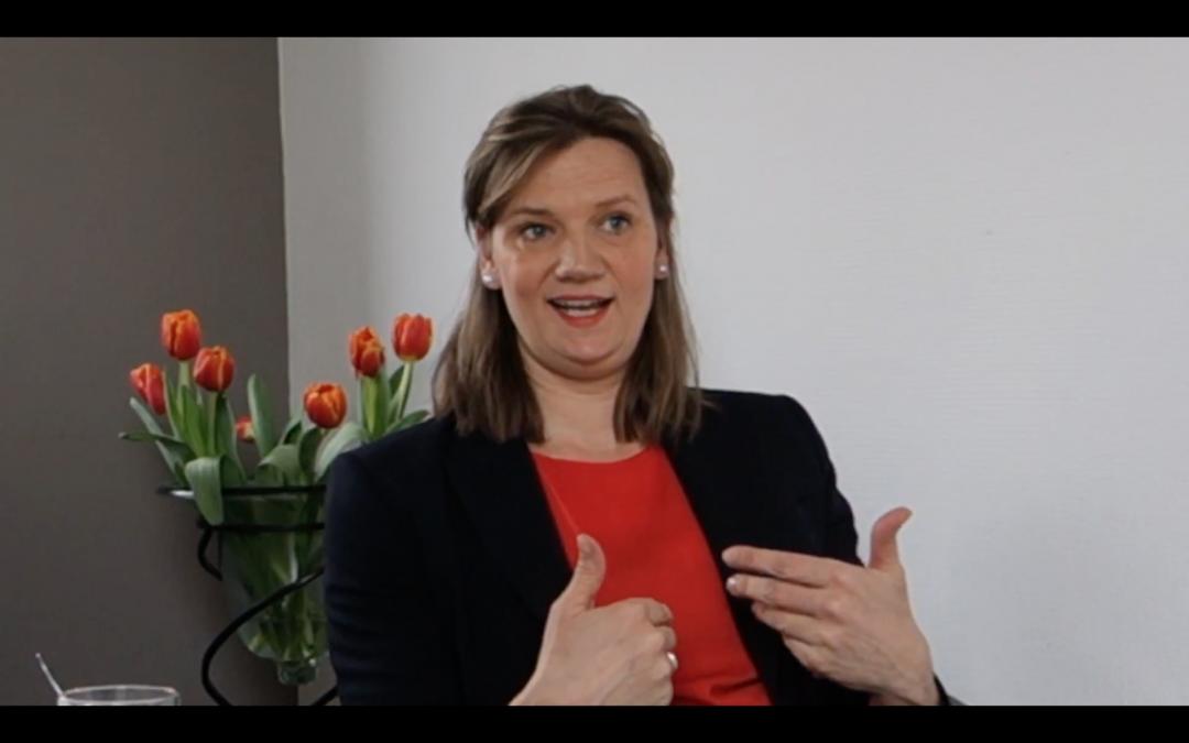 Interview door Netwerk Zakenvrouwen