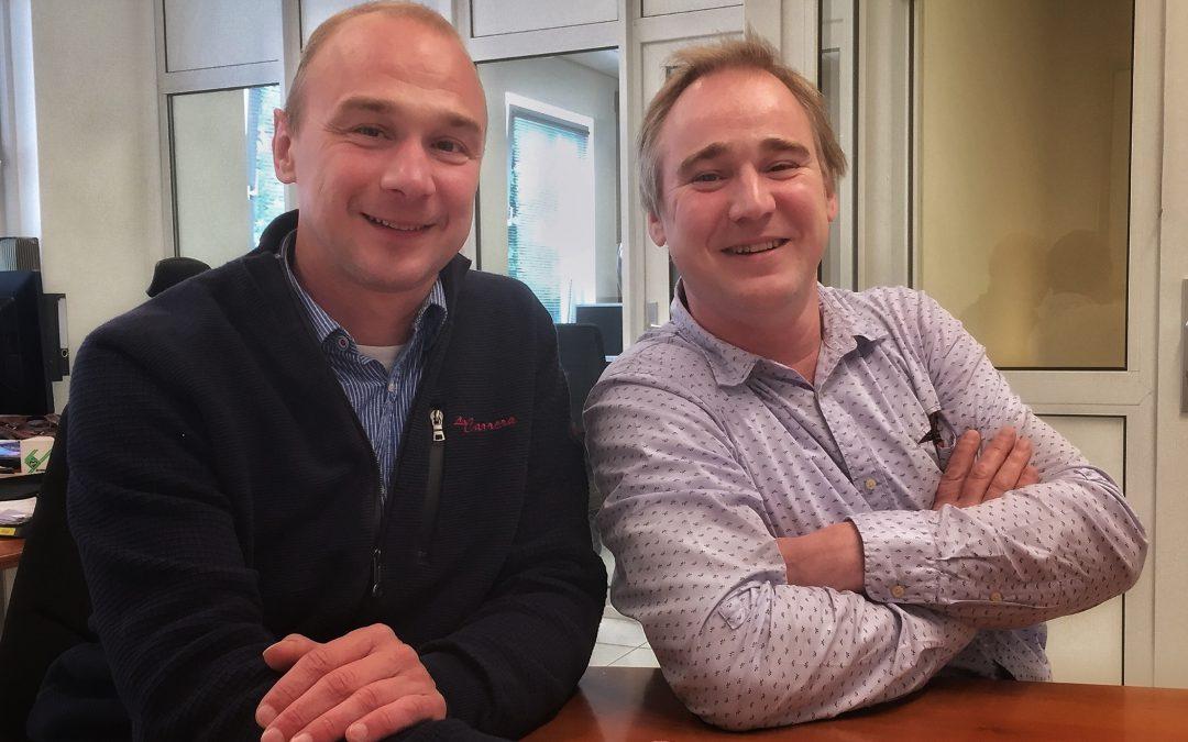 Roy en Chiel Bolscher van Bolscher- meer dan vlees