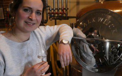 Lisanne Benus, zesde generatie, maakt zelf drank van de oogst |Deel 4 van Verhalen van Opvolgers